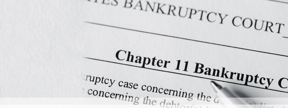 Commercial Bankruptcy - Finger & Slanina, LLC